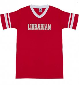 Librarian Red