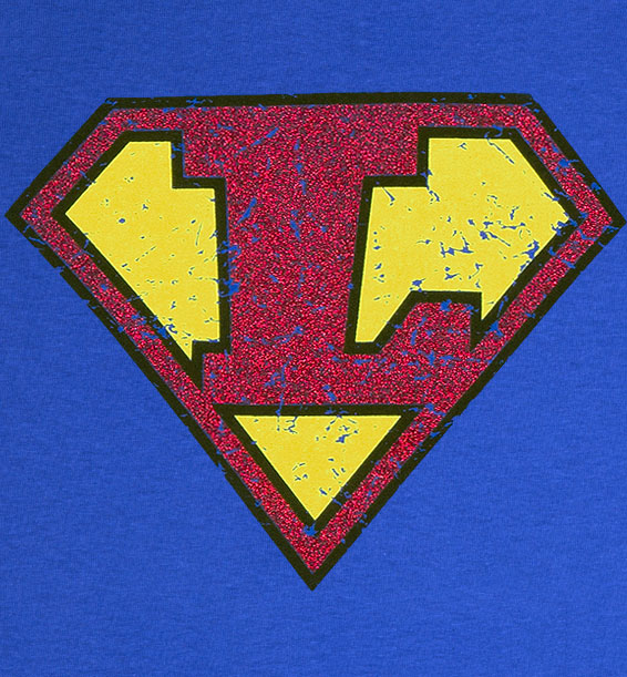 super librarian protecting your right to read closeup front