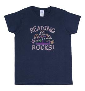 reading-rocks-sparkle-tshirt-blue
