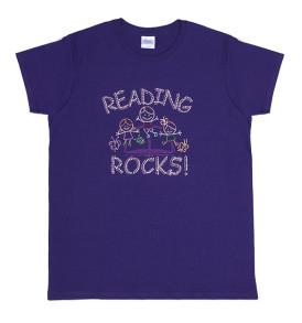 reading-rocks-sparkle-tshirt-purple