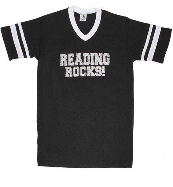 Reading Rocks Black