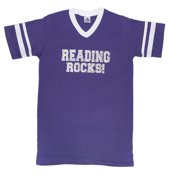 Reading Rocks Purple