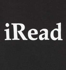 iread-fitted-tshirt-closeup
