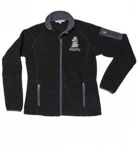 ladies-read-polar-fleece-full-zip-jacket