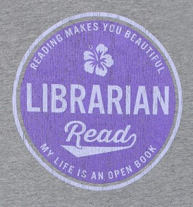librarian-sports-tshirt-purple-closeup