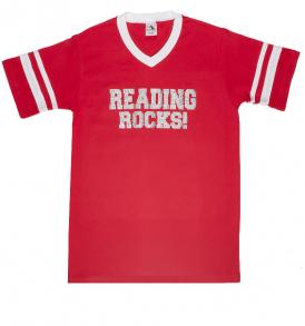 reading rocks sports jersey