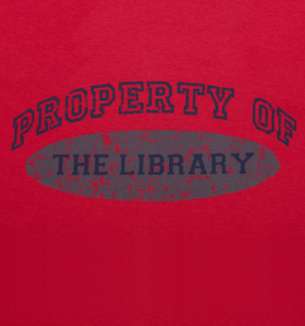 property-of-the-library-red-closeup