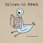 driven to read tshirt design