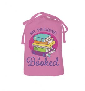 My Weekend is Booked Sleep Bag