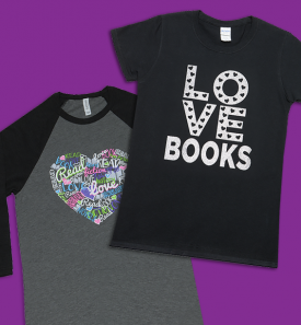 T-Shirts for Book Lovers