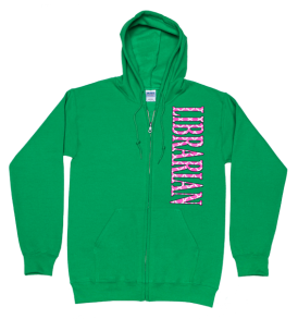 librarian-zip-hoodie-irish-green