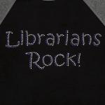 librarians rock baseball sports jersey design
