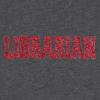 glitter-librarian-baseball-tee-closeup