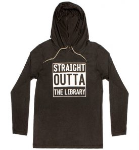 202 straight-outta-library-hoodie-black