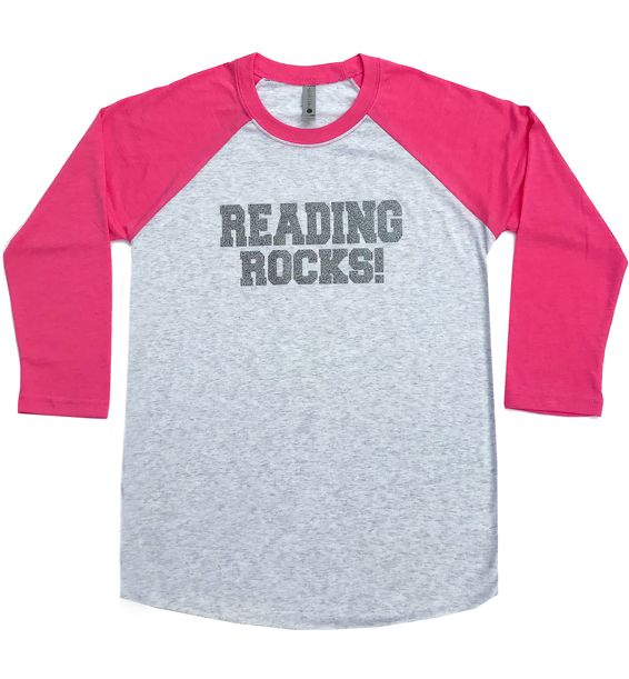 reading-rocks-sports-tee-pink